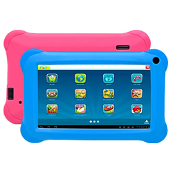 "DENVER TAQ-70353K Tablet WI-FI Android Quad Core da 7""  16 GB 1.2 CPU   bambini Kido'z"